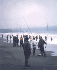 An introduction to surf fishing for Outer banks surf fishing tips